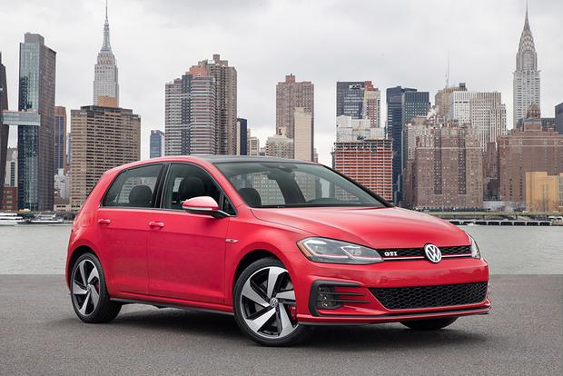 2018 Volkswagen Golf GTI: New Car Review featured image large thumb0