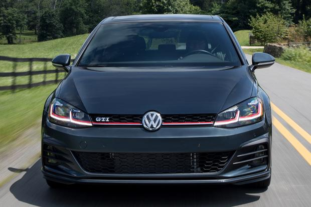2018 Volkswagen Golf GTI: New Car Review featured image large thumb1