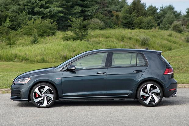 2018 Volkswagen Golf GTI: New Car Review featured image large thumb2