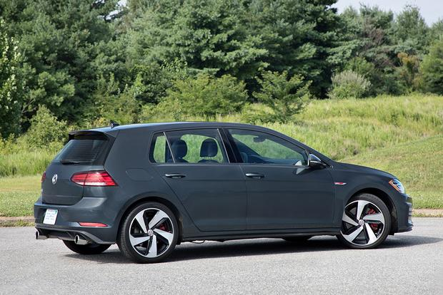 2018 Volkswagen Golf GTI: New Car Review featured image large thumb3