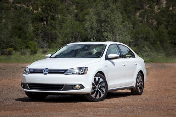2013 VW Jetta Hybrid: First Drive Review