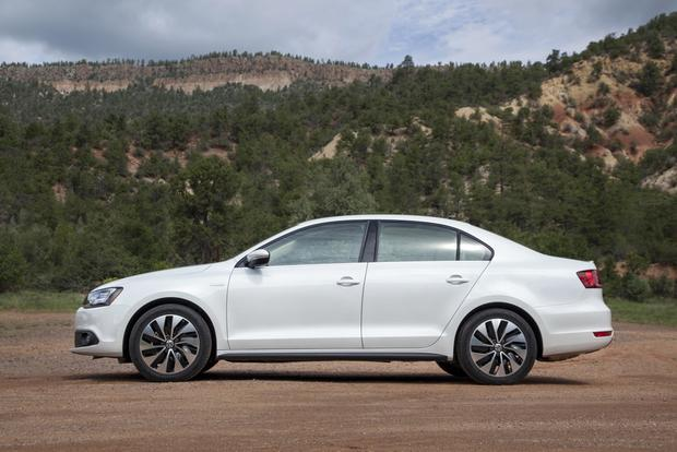 2013 VW Jetta Hybrid: Image Gallery OEM featured image large thumb6