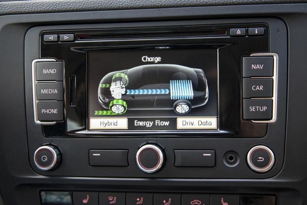 2013 VW Jetta Hybrid: Image Gallery OEM featured image large thumb16