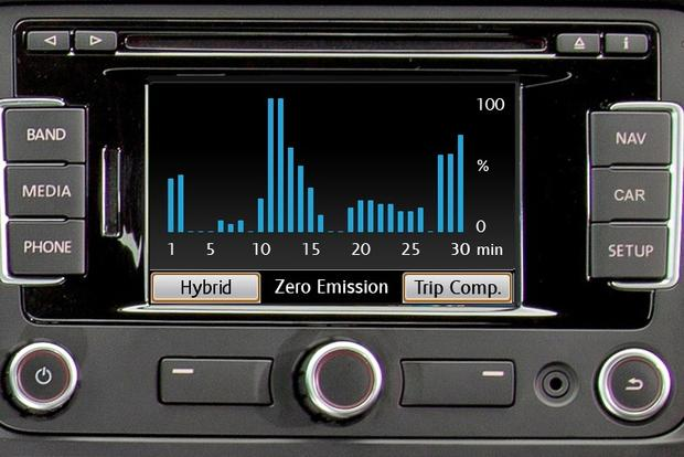 2013 VW Jetta Hybrid: Image Gallery OEM featured image large thumb18