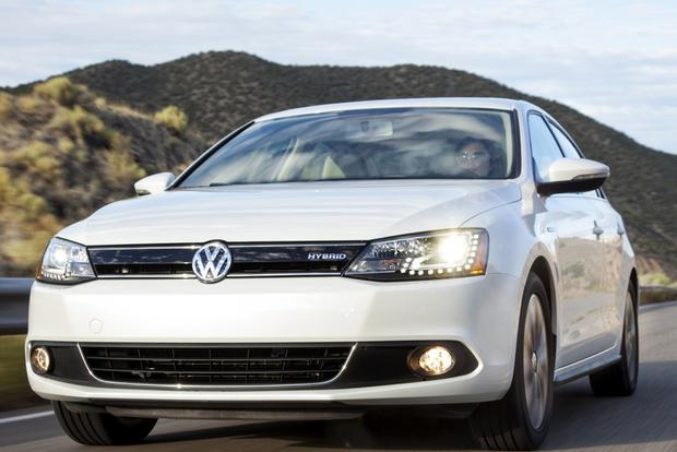 2013 VW Jetta Hybrid: New Car Review