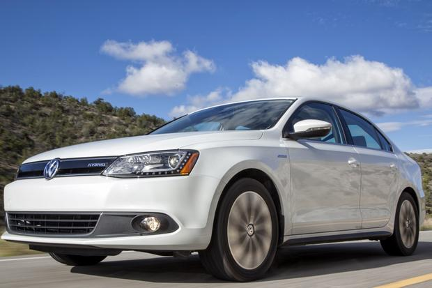 2013 VW Jetta Hybrid: New Car Review featured image large thumb1