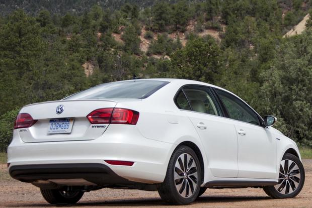 2013 VW Jetta Hybrid: New Car Review featured image large thumb4