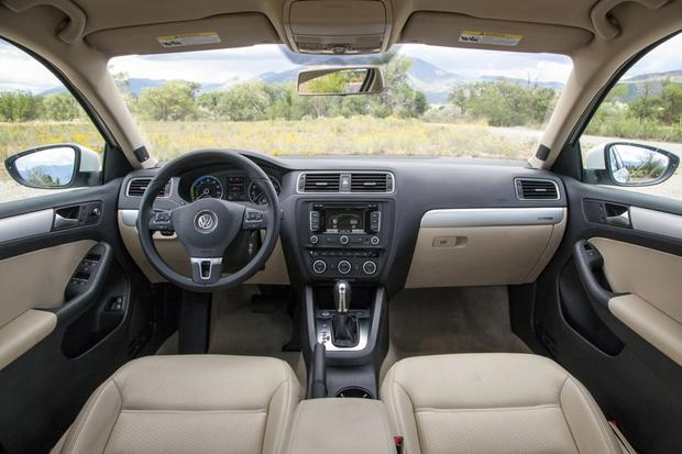 2013 VW Jetta Hybrid: New Car Review featured image large thumb10
