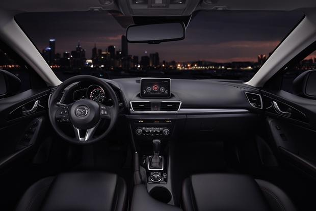 2015 Volkswagen Jetta vs. 2014 Mazda3: Which Is Better? featured image large thumb9