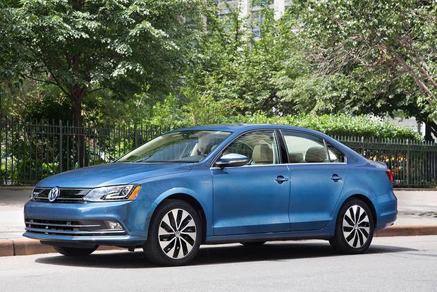 2016 Volkswagen Jetta Hybrid: New Car Review