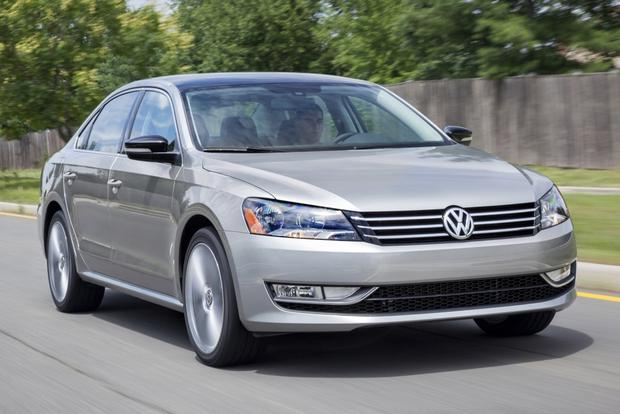 2014 Volkswagen Passat Sport: First Drive Review featured image large thumb0