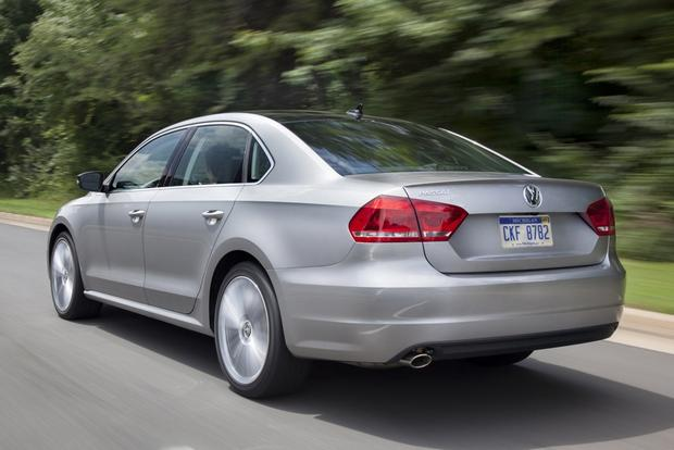 2014 Volkswagen Passat Sport: First Drive Review featured image large thumb1