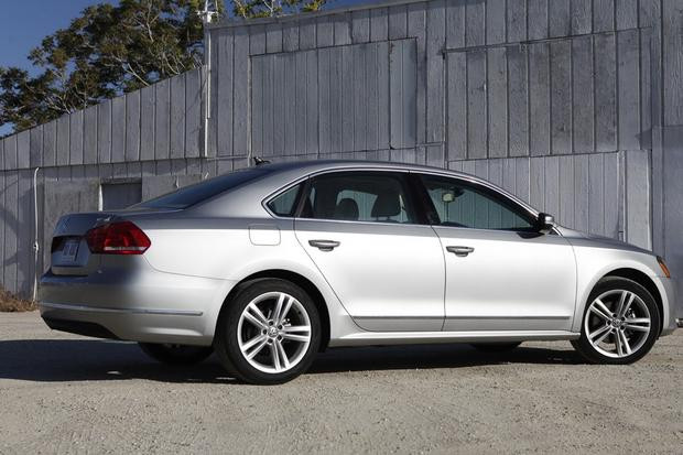 2014 Volkswagen Passat TDI: Long-Term Introduction featured image large thumb1