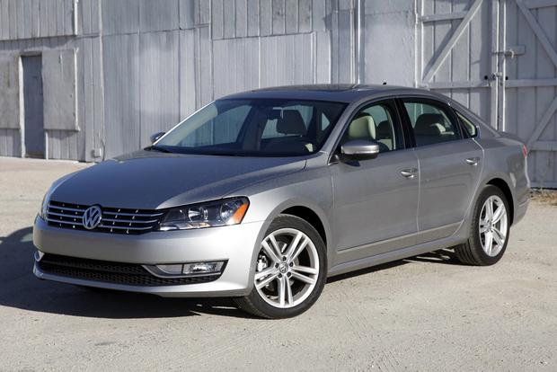 2014 Volkswagen Passat TDI: Long-Term Introduction featured image large thumb2