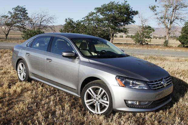 2014 Volkswagen Passat TDI: Driving for Fun featured image large thumb0