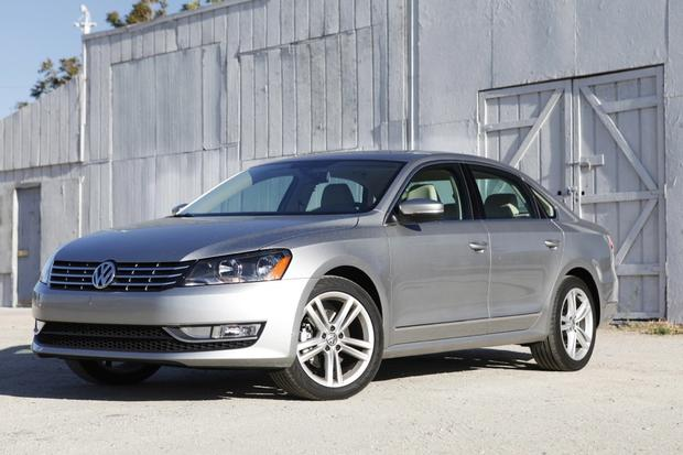 2014 Volkswagen Passat TDI: Driving for Fun featured image large thumb1