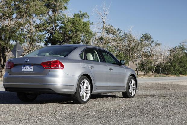 2014 Volkswagen Passat TDI: Driving for Fun featured image large thumb2