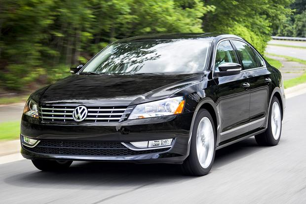 2015 Volkswagen Passat vs. 2015 Toyota Camry: Which Is Better? featured image large thumb11