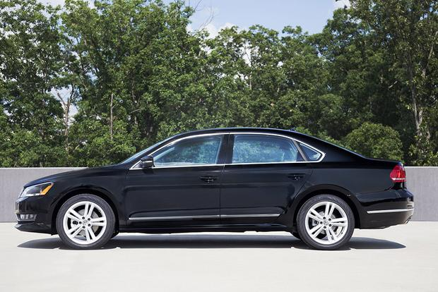 2015 Volkswagen Passat vs. 2015 Toyota Camry: Which Is Better? featured image large thumb5