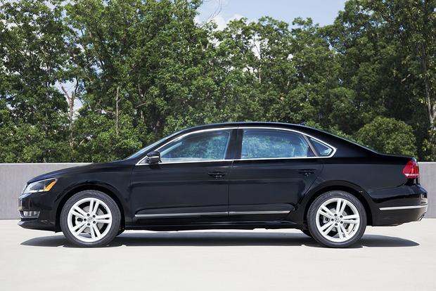 2015 Volkswagen Passat: New Car Review - Autotrader