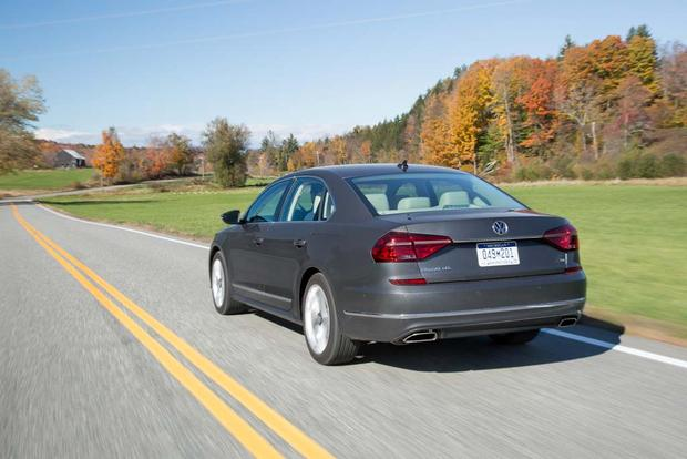 2016 Volkswagen Passat: First Drive Review featured image large thumb2