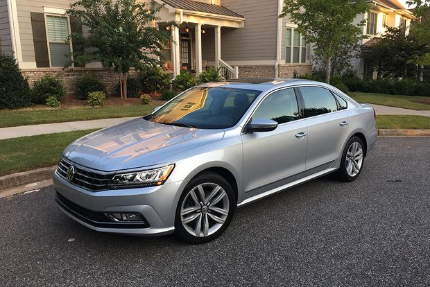 2016 Volkswagen Passat: Comparisons