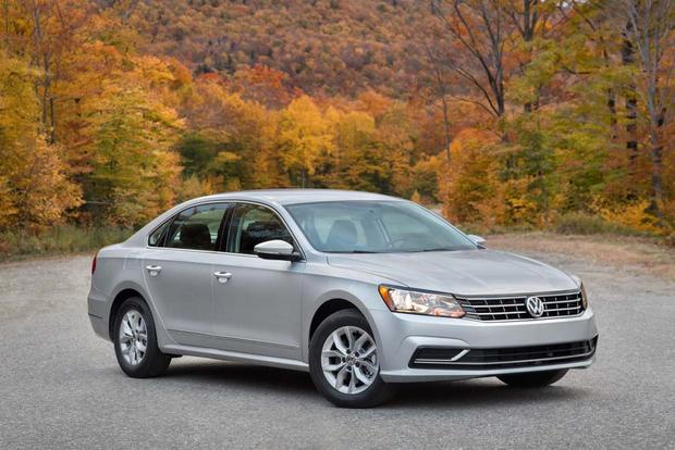 2016 Volkswagen Passat: New Car Review featured image large thumb3