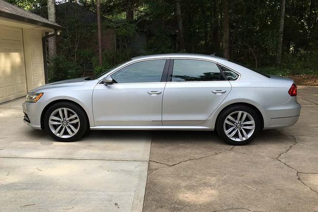 2016 Volkswagen Passat: Moving Forward featured image large thumb0
