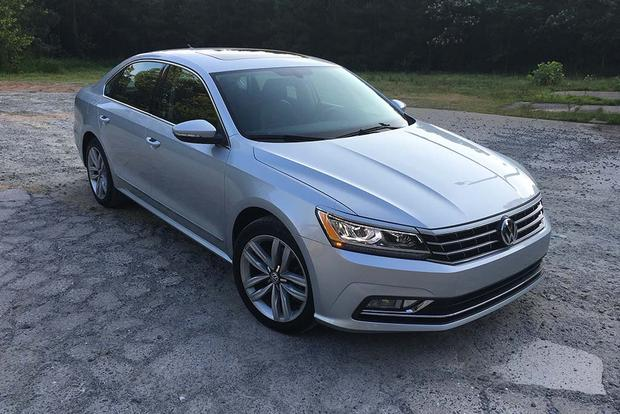 2016 Volkswagen Passat: What's Missing?