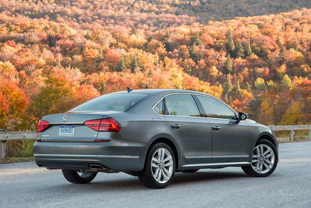 2017 volkswagen passat new car review autotrader. Black Bedroom Furniture Sets. Home Design Ideas