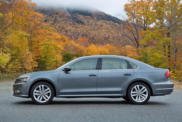 2017 Volkswagen Passat: New Car Review featured image large thumb4