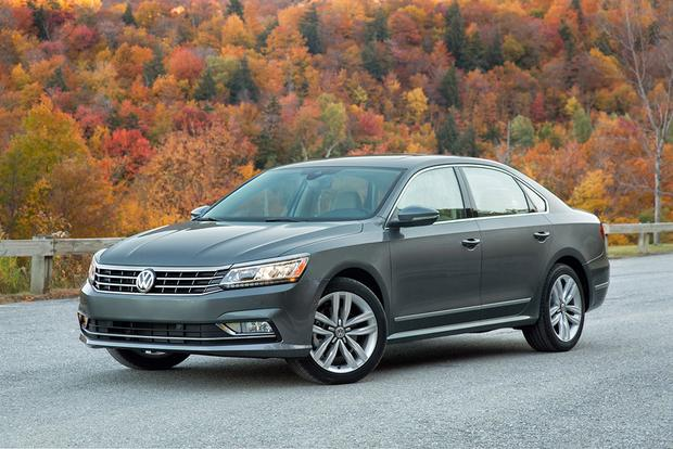 volkswagen passat 2018. 2018 volkswagen passat: new car review featured image large thumb0 passat a