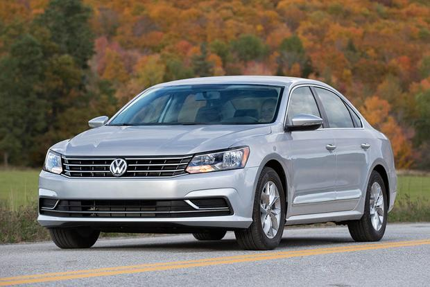 2018 Volkswagen Passat: New Car Review featured image large thumb4