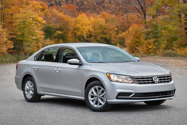 2018 Volkswagen Passat: New Car Review featured image large thumb3