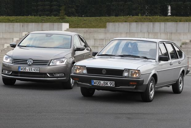 Volkswagen Passat Turns 40 Years Old featured image large thumb2