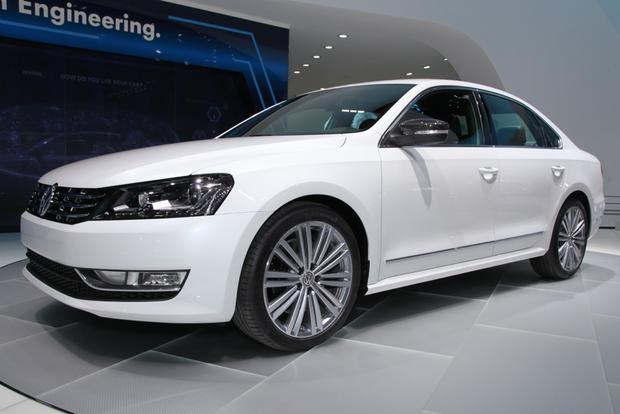 VW Passat Performance Concept: Detroit Auto Show featured image large thumb0