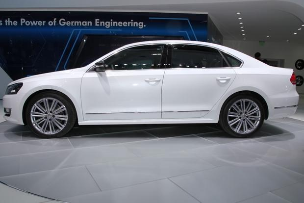 VW Passat Performance Concept: Detroit Auto Show featured image large thumb1