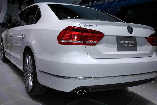 VW Passat Performance Concept: Detroit Auto Show featured image large thumb2
