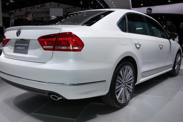 VW Passat Performance Concept: Detroit Auto Show featured image large thumb4