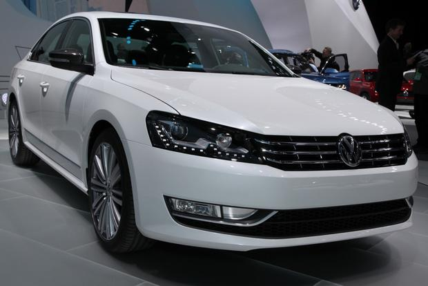 VW Passat Performance Concept: Detroit Auto Show featured image large thumb5