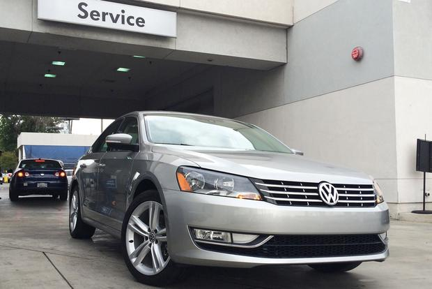 2014 Volkswagen Passat TDI: The Dealership Experience featured image large thumb1