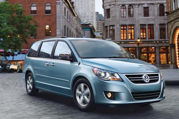 2013 Volkswagen Routan: New Car Review