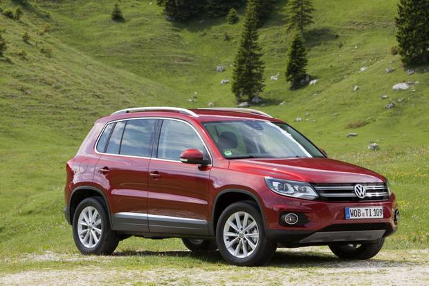 2013 Volkswagen Tiguan: New Car Review featured image large thumb1