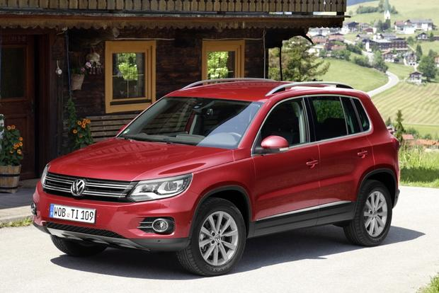 2013 Volkswagen Tiguan: New Car Review featured image large thumb2