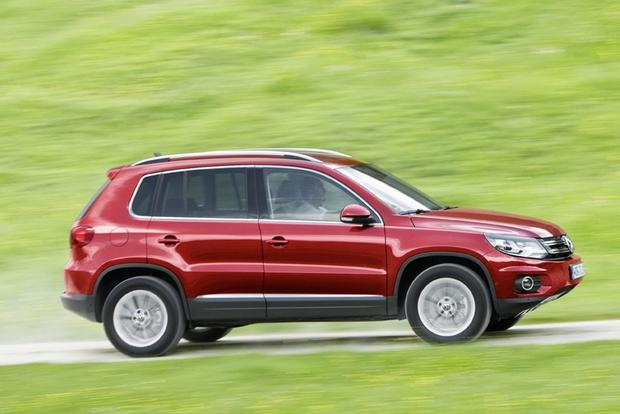 2013 Volkswagen Tiguan: New Car Review featured image large thumb3