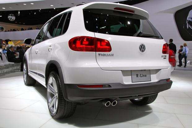 Vw Tiguan Diesel In Usa.html | Autos Weblog