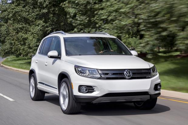 2014 Volkswagen Tiguan: New Car Review featured image large thumb0