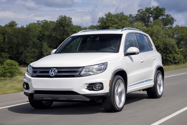 the gallery for volkswagen tiguan 2014 white. Black Bedroom Furniture Sets. Home Design Ideas