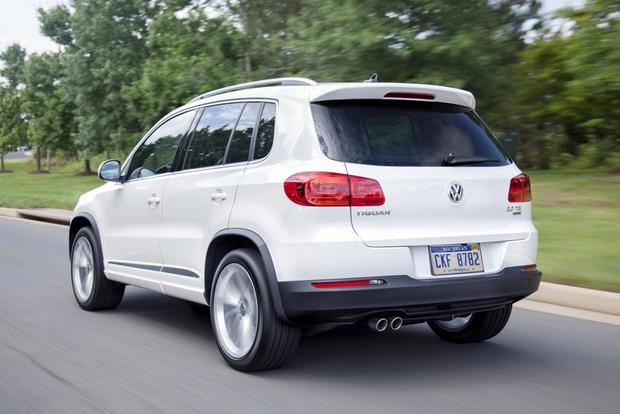 2014 Volkswagen Tiguan: New Car Review featured image large thumb2