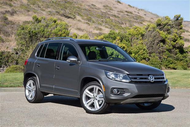 2016 Volkswagen Tiguan: New Car Review featured image large thumb0
